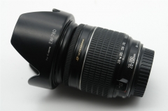佳能28-200 原厂全画幅相机挂机镜头 超声波马达 成色很好98新