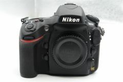 尼康D800E FX全画幅机王 3600万高像素 快门2550次