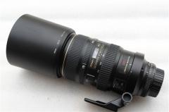 尼康80-400VR 原厂中长焦防抖镜头