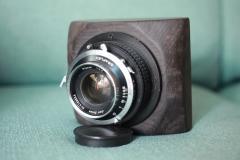 自己DIY的6*9相机
