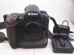 尼康旗舰D3数码相机机身