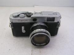 佳能P旁轴相机机身+佳能L39 50 F1.4镜头,价格1580元包邮