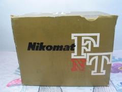 箱说全大全套尼康FTN机身+尼康50 F1.4镜头,价格1188元包邮