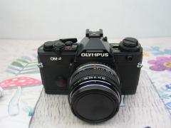 奥林巴斯OM-4机身+奥巴 28CM F3.5镜头,套出价格1098元包邮
