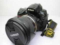 尼康D700机身+腾龙24-70 F2.8 VC防抖镜头,套出价格2980元包邮