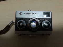 rollei 35s相机