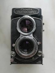 美能达autocord双反相机