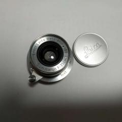 leica summaron 35 3.5小小八镜头