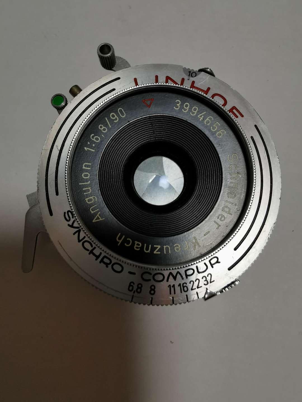 林选90 6.8安古龙镜头