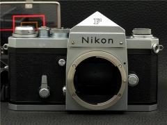 ┢┦尼康旗舰┻┳═一尖顶大F Nikon F