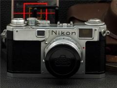 ┢┦一代经典┻┳═一尼康NIKON NIPPON S2 & 50/1.4