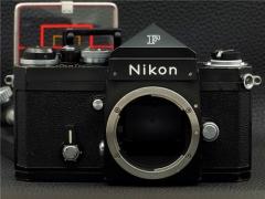┢┦尼康旗舰┻┳═一黑漆尖顶大F Nikon F
