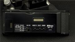 ┢┦尼康NIKON┻┳═一FE、FE2用 MF-12 数据机背