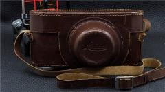 ▄︻┳═一--徕卡LEICA IIIC 3C、IIIF 3F 原厂皮套及背带