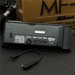 ▄︻┳═一--尼康NIKON FE、FE2用 MF-12 数据机背