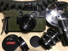 美国陆战队 军用相机 格拉菲GRAFLEX KE-4 美越战争