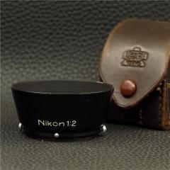 尼康S旁轴 50/2镜头用 原厂遮光罩