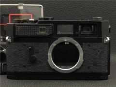 佳能Canon 7型 旁轴相机 黑漆后涂【特价】