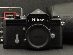 尼康旗舰 黑漆尖顶大F Nikon F【美品】