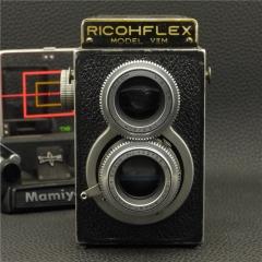 理光Richoflex Model VIIM 早期双反
