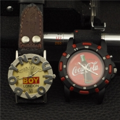 BOY LONDON、 Coca-Cola 石英表