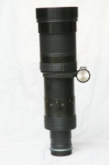无铭镜头焦距约500毫米1200元包快