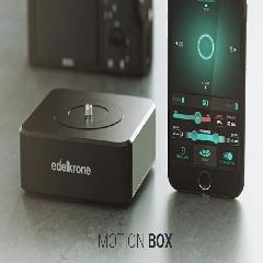 edelkrone土耳其 摄像旋转云台 Motion BOX 5D4 GH5延时拍摄