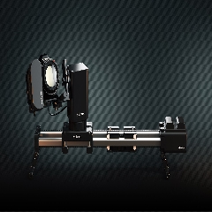 edelkrone摄像5D4 GH5 A7R2 D850增距单反滑轨桌面 SliderPLUS X