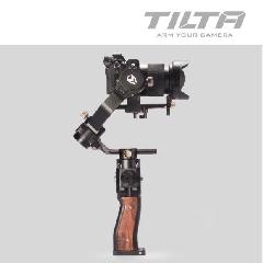 TILTA铁头G2 G2X GOPRO 手机 5D4 A7R2微单GH5电动三轴手持稳定器