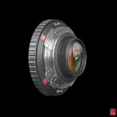 德国IB/E 支持6K 8K画面 8K机身全画幅使用 S35x8K S35mm画幅镜头