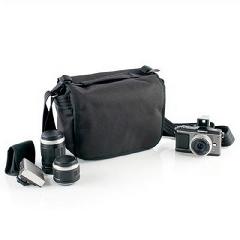 创意坦克Retrospective 5 摄影复古包 RS742 单肩相机包 黑色