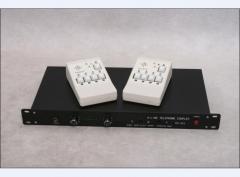 惟侒特TH-401四路热线电话耦合器 电台 录音棚 直播室 会议系统