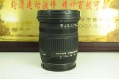 索尼a口 适马 17-70 F2.8-4.5 MACRO 单反镜头 非全画幅广角中焦挂机