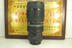 佳能口 适马 70-200 F2.8 macro 小黑三代 单反镜头 恒圈长焦人像