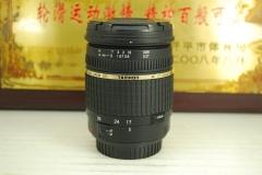 佳能口 腾龙 17-50 F2.8 A16 单反镜头 非全幅恒圈 广角中焦挂机头