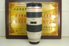 佳能 70-200 F2.8L 小白 故障镜头 镜片 对焦马达 主板排线后卡口