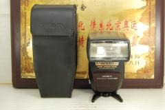 索尼口 美能达 PROGRAM 5400 HS 闪光灯 外置机顶灯 支持TTL 无线