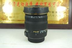 尼康口 适马 17-50 F2.8 OS EX HSM 单反镜头 防抖 非全幅恒圈挂机