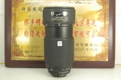 尼康 80-200 F2.8 一代小钢炮 故障镜头 前后镜片 主板排线 镜筒