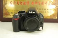 95新  尼康 D3100 数码单反相机 1400万像素 全高清摄像 入门