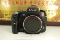 95新 索尼 a450 数码单反相机 入门练手 1420像素