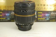 尼康口 腾龙 24-135 F3.5-5.6 190D 单反镜头 全画幅广角中焦挂机