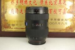 92新 索尼 24-70 F2.8 ZA ZEISS 镜皇 单反镜头 全画幅 恒圈标头
