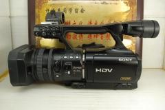 索尼 HVR-V1C 专业高清摄像机 mini DV 磁带卡带 录像机