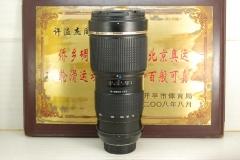 尼康口 腾龙 70-200 F2.8 A001 小龙炮 单反镜头 专业恒圈长焦人像