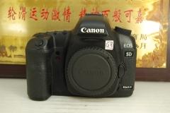 佳能 5D Mark II 5D2 无敌兔 全画幅专业 单反相机 2100万像素
