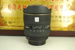 佳能口 适马 12-24 F4.5-5.6 HSM 全幅超广角 单反镜头 风景建筑 可置换