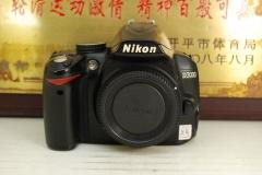 尼康 D3000 数码单反相机 千万像素 入门练手 性价比高