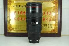 佳能 80-200 F2.8L 老黑 单反镜头 专业红圈 恒圈中长焦人像
