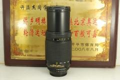 尼康 70-300 F4-5.6D ED 单反镜头 中长焦远摄 户外人像 性价比高